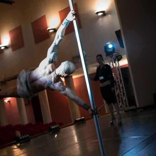 foto pole art italy backstage 2015 09