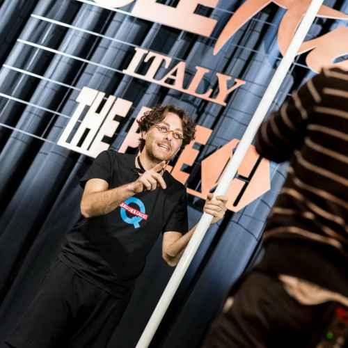 Backstage pole art italy 2015 14