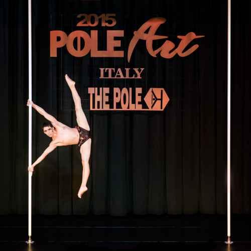 Pole art italy 2015 uomini 50