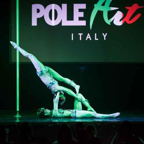 pole art italy 2016 double elite 41