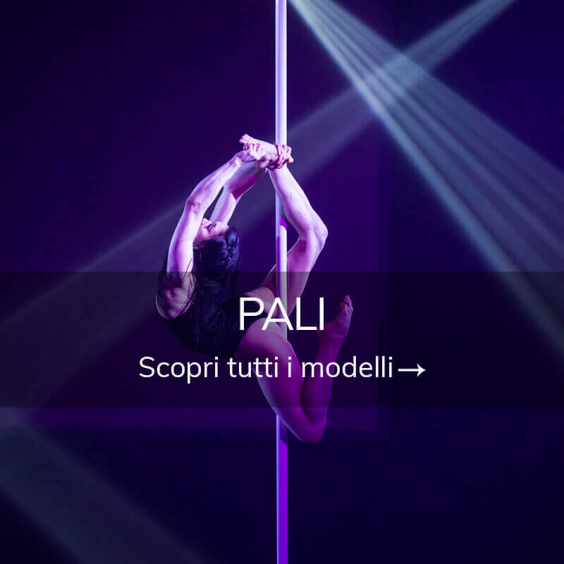 Pole dance pali