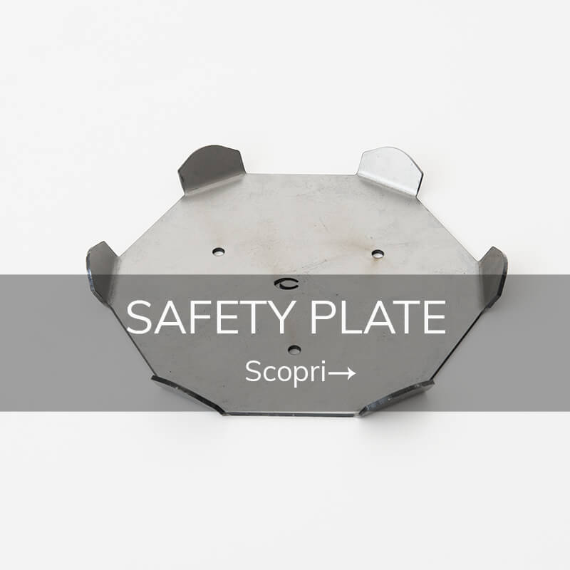 Accessori pali pole dance safety plate