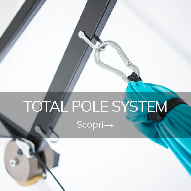 Accessori pole dance total pole system