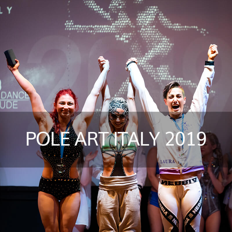 Photo pole dance pole art italy 2019